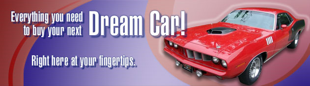 Everything you need to buy your next dream car! Right here at your fingertips.